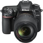 Nikon D7500 DSLR Κάμερα με 18-140mm VR Φακό — 1199€ Photo Emporiki