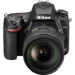Nikon D750 DSLR Κάμερα με 24-120mm f/4 VR Φακό — 1849€ Photo Emporiki