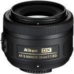 Nikon AF-S DX NIKKOR 35mm f/1.8G Φακός — 168€ Photo Emporiki