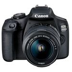 Canon EOS 2000D DSLR Κάμερα με 18-55mm IS STM Φακό — 355€ Photo Emporiki