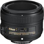 Nikon AF-S 50mm f/1.8G Φακός — 244€ Photo Emporiki