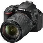 Nikon D5600 DSLR Kit με AF-S 18-140mm f/3.5-5.6G ED VR DX Φακό — 749€ Photo Emporiki