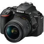 Nikon D5600 DSLR Kit με AF-P 18-55mm f/3.5-5.6G VR DX Φακό — 598€ Photo Emporiki