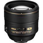 Nikon AF-S 85mm f/1.4G Φακός — 1599€ Photo Emporiki