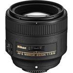 Nikon AF-S 85mm f/1.8G Φακός — 479€ Photo Emporiki