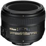 Nikon AF-S 50mm f/1.4G Φακός — 479€ Photo Emporiki