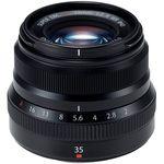 Fujifilm XF 35mm f/2 R WR (Black) Φακός — 468€ Photo Emporiki
