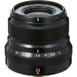 Fujifilm XF 23mm f/2 R WR (Black) Φακός — 528€ Photo Emporiki