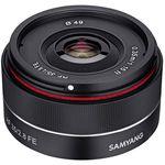 Samyang AF 35mm f/2.8 FE (Sony E-Mount) Φακός — 266€ Photo Emporiki