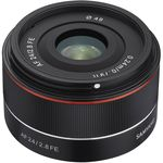 Samyang AF 24mm f/2.8 FE (Sony E-Mount) Φακός — 299€ Photo Emporiki