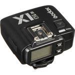 Godox X1R-C eTTL δέκτης ραδιοσυχνότητας 2.4GHz για μηχανές Canon — 44€ Photo Emporiki