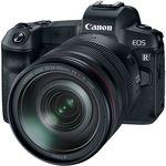 Canon EOS R Kit RF 24-105mm f/4 L IS USM + Adapter EF-EOS R — 3219€ Photo Emporiki