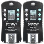 Yongnuo RF-605-C Wireless Transceiver Kit for Canon — 59€ Photo Emporiki