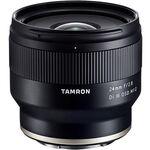 Tamron 24mm f/2.8 Di III OSD M 1:2 Φακός για Sony E Mount — 378€ Photo Emporiki