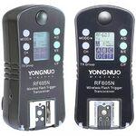 Yongnuo RF-605-N Wireless Transceiver Kit for Nikon — 59€ Photo Emporiki