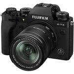 Fujifilm X-T4 (Black) Kit (XF 18-55mm f/2.8-4 R LM OIS) — 2295€ Photo Emporiki