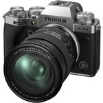 Fujifilm X-T4 (Silver) Kit (XF 16-80mm f/4 R OIS WR) — 2395€ Photo Emporiki