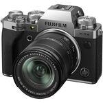 Fujifilm X-T4 (Silver) Kit (XF 18-55mm f/2.8-4 R LM OIS) — 2295€ Photo Emporiki