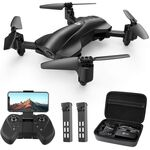 Holy Stone HS165 FPV Drone With 2K Camera and GPS + Extra Battery + Case — 203€ Photo Emporiki