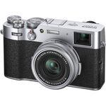 Fujifilm X100V (Silver) Digital Camera — 1525€ Photo Emporiki