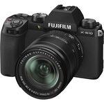 Fujifilm X-S10 Kit (XF 18-55mm f2.8-4 R LM OIS) — 1445€ Photo Emporiki