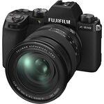 Fujifilm X-S10 Kit (XF 16-80mm f/4 R OIS WR) — 1565€ Photo Emporiki