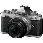 Nikon Z fc (Silver) Kit (Z DX 16-50mm VR SL) — 1045€ Photo Emporiki