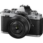 Nikon Z fc (Silver) Kit (Z 28mm f/2.8 SE) — 1145€ Photo Emporiki