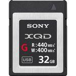 Sony 32GB XQD G Series Κάρτα Μνήμης — 105€ Photo Emporiki
