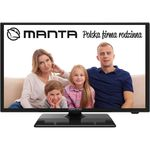 Manta TV 22LFN38L 22'' FULL HD 1920x1080 DVB-T/T2 — 103€ Photo Emporiki