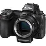 Nikon Z7 (Σώμα) με FTZ Αντάπτορα — 2699€ Photo Emporiki