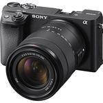 Sony a6400 με E 18-135mm f/3.5-5.6 OSS Φακό — 1499€ Photo Emporiki