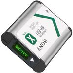 Sony NP-BX1/M8 Επαναφορτιζόμενη μπαταρία ιόντων λιθίου (1240mAh) — 43€ Photo Emporiki