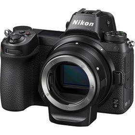 Nikon Z6 Mirrorless Κάμερα (Σώμα) με Αντάπτορα FTZ — 1645€ Photo Emporiki