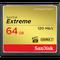 SanDisk Extreme CompactFlash 64GB 120MB/s — 54€ Photo Emporiki